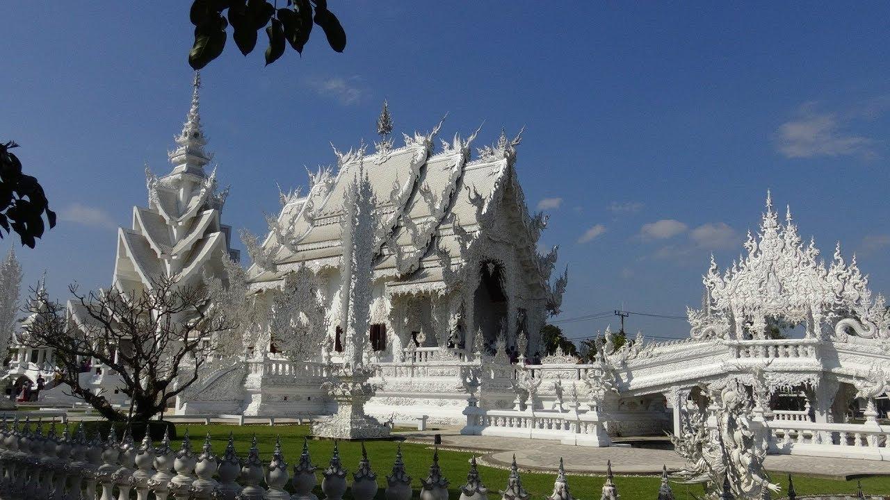 วัดร่องขุ่น,White Temple,Wat Rong Khun,อ.เมือง จ.เชียงราย,Thailand