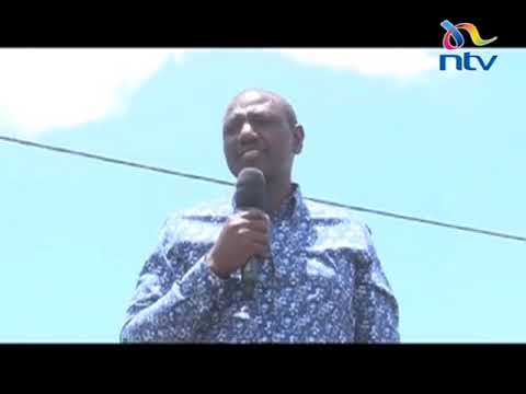 Ruto defends state's growing appetite for international loans