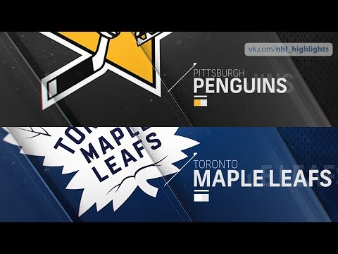 Pittsburgh Penguins vs Toronto Maple Leafs Oct 18, 2018 HIGHLIGHTS HD
