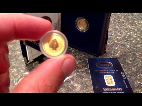 Gold Investing/Collecting-My Gold Stack