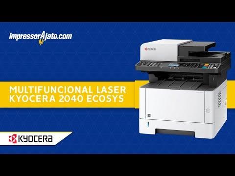 Kyocera 2040 firmware