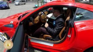 Matrimonio in... Ferrari California T!!! (Video Realizzato da Riccardo Ruotolo)
