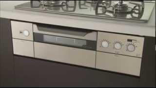 パロマビルトインコンロ「crea」取扱説明動畫 點火ボタンを押しても火がつかない