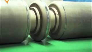 видео Профнастил с полимерным покрытием