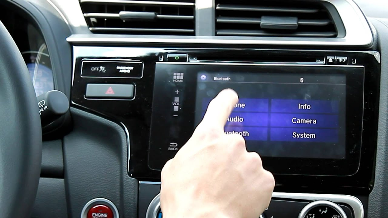 Car Audio Wallpaper Phone How To Change The Wallpaper On Honda S 7 Inch Display