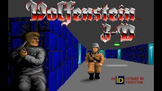 Wolfenstein 3D #BOSS 2
