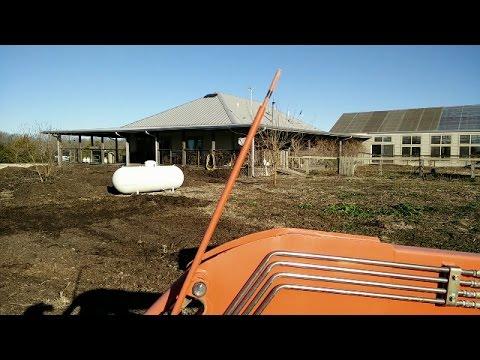 Tractor Bucket Leveler