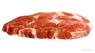 Pork Steak Time Lapse (4K)