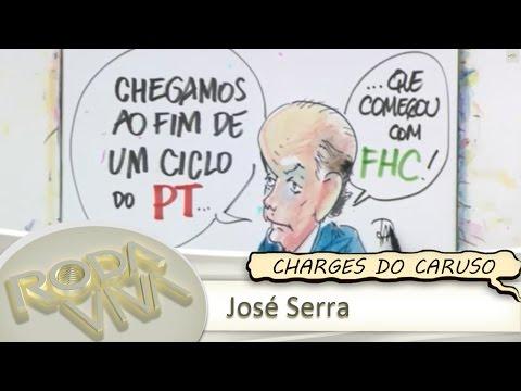 Roda Viva | José Serra | 24/06/2013 | Câmera Do Caruso
