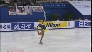 Fumie SUGURI Cup of China 2009 SP 村主章枝 動画 20