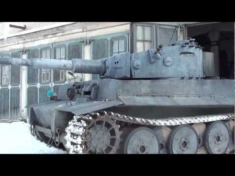 макет танка своими руками