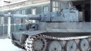 Replica Tiger I tank | Копия танка Тигр I