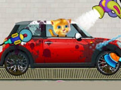 best games for kids ginger car wash