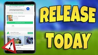 Fortnite Android - Release Date!! How to get?!