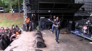 "Creative Waste - ""Defeatist"" Live at Obscene Extreme 2012"