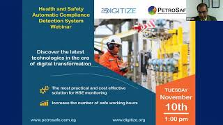 "PetroSafe ""HSE Digitalization Webinar"""