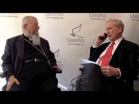 Interview with Archbishop Dr. Elias Chacour (09/30/14)