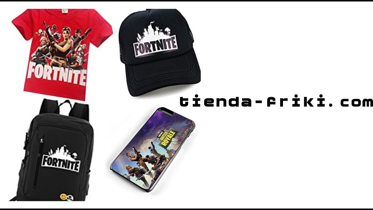 Productos de Fornite para comprar en España