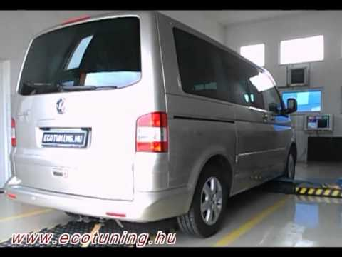 vw t5 2 5tdi 174le chiptuning teljes tm nym r s youtube. Black Bedroom Furniture Sets. Home Design Ideas