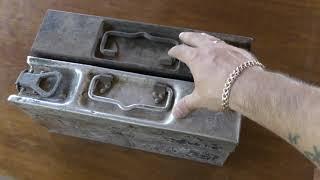 Patronenkasten 34. Сколько весит полный ящик с пулеметными лентами