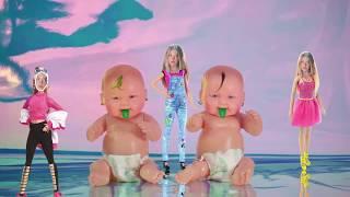 Смотреть клип Nael Y Justin X Corina Smith - Repetirlo