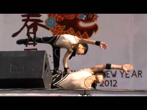 MALTA-Valletta: Chinese Spring Festival 2012 - Year of the Dragon