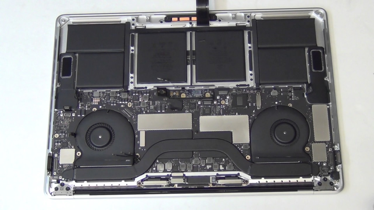 How to Take Apart the 2016 15