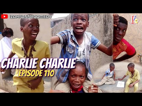 CHARLIE CHARLIE (Izah Funny Comedy) (Episode 110)