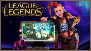 LEAGUE OF LEGENDS - NEW Welcome Aboard The Odyssey Animated Trailer (2018) HD