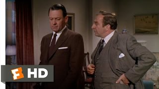 The Counterfeit Traitor (1/9) Movie CLIP - Hurt One Jew, Save a Thousand (1962) HD