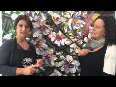 How to dry oil paints more quickly