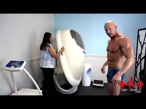 Road to Canadian Nationals - Bod Pod & FIT3D Testing