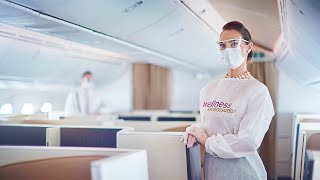 Transforming the Flying Experience | Etihad Airways