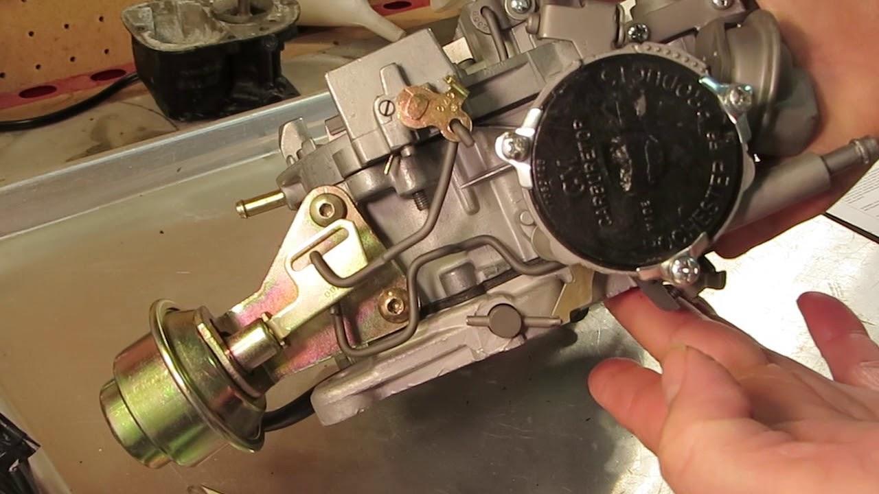 Rochester Quadrajet Carburetor Diagram Http Wwwoldcarmanualproject