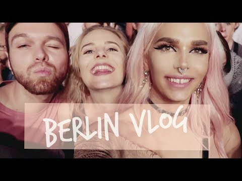 Two Days in Berlin With My Friends | Saline