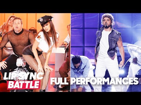"Joan Smalls ""Black Beatles"" vs Luis Fonsi's ""It's Gonna Be Me""  Lip Sync Battle"