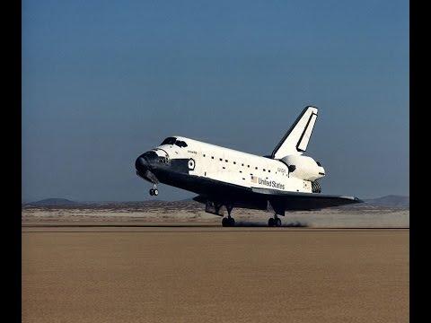 STS-34 Atlantis - 30th Space Shuttle Landing