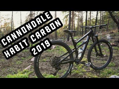 DEMO DAY: 2019 Cannondale Habit Carbon 3 review and test ride