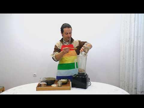 Рецепта за веган зимен таратор с карфиол и слънчогледово мляко