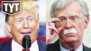 Bolton Unloads On Trump