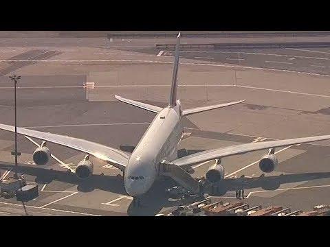 Passengers fall ill on Emirates flight from Dubai to New York