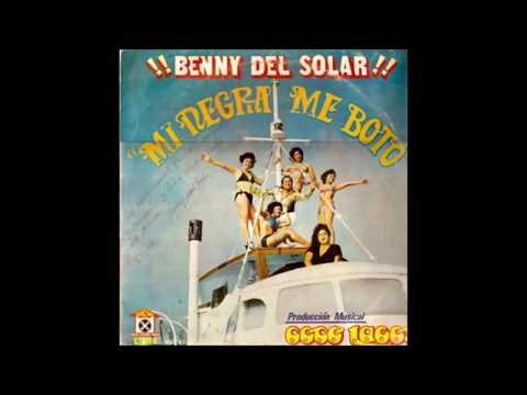 Benny del Solar - Canto a Veracruz (Salsa/Cumbia)