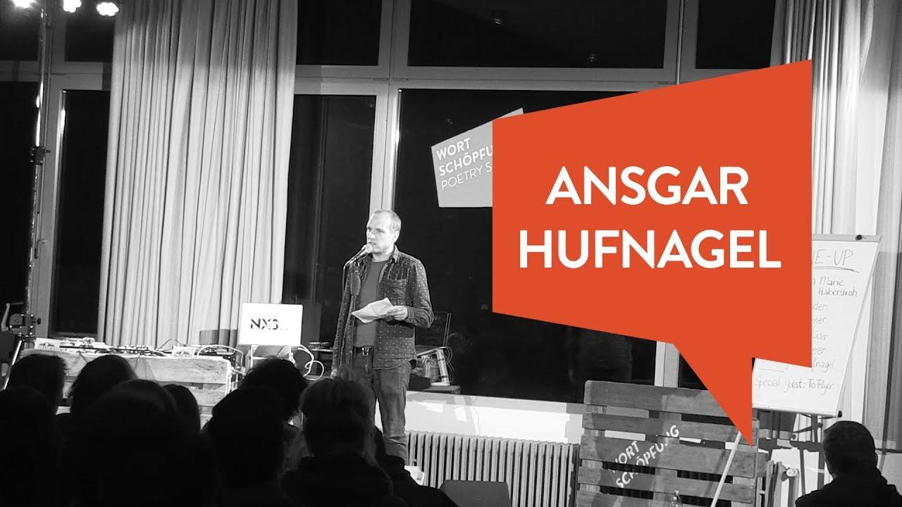 La Vida Loca - Ansgar Hufnagel // WORT:SCHÖPFUNG Poetry Slam