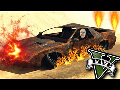 GTA 5: OVERTIME RUMBLE VIII - Gameplay (Party Chat Commentary, Adversary Mode, Xbox One, Online)