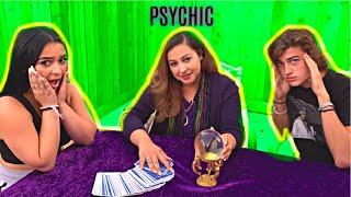 Reading My Future *Psychic Reading With Sam Hurley*