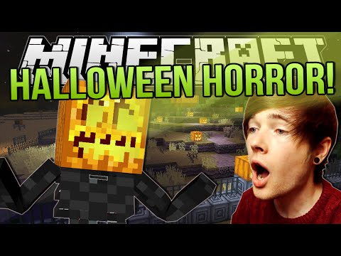 KILL THE PUMPKIN KING! | Minecraft: Halloween Horror Minigame! from YouTube · Duration:  11 minutes 48 seconds