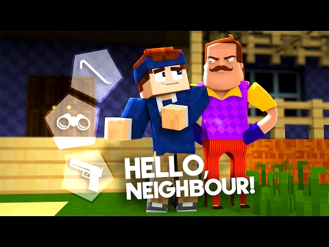 HELLO NEIGHBOUR MOD & MAP (+DOWNLOAD)