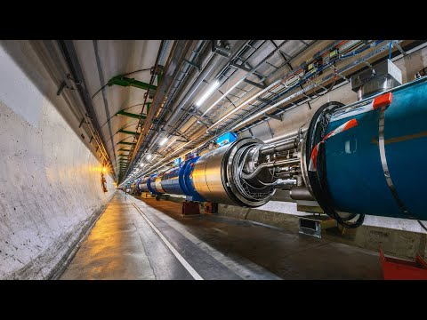 The waltz of the LHC magnets has begun