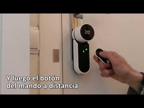 TESA ENTR te permite entrar en casa con el móvil, huella, teclado o con tu llave.
