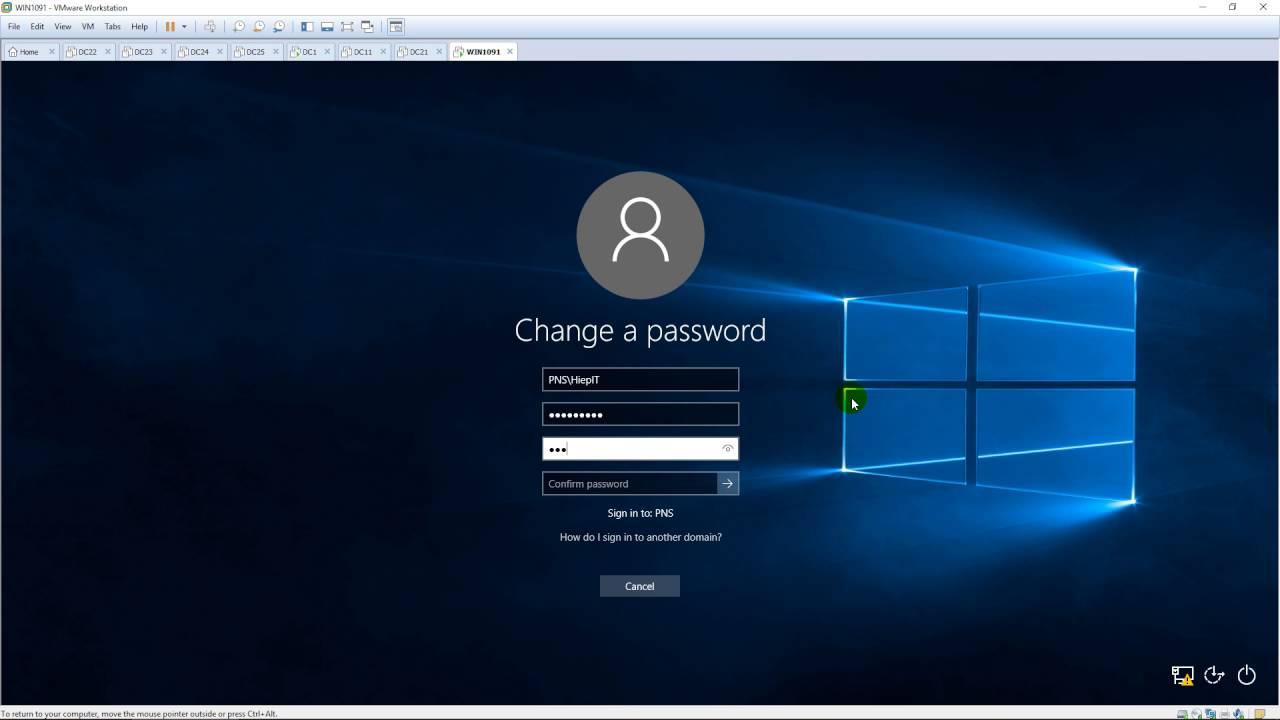 Cách Để 'Ép' Người Dùng Thay Đổi Mật Khẩu Định Kỳ Trên Windows 10 - VERA STAR